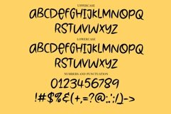 Web Font Spooky Head - a halloween font Product Image 4