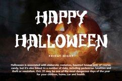 Spooky Night - Halloween Display Product Image 6