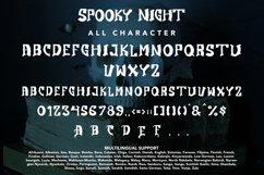 Spooky Night - Halloween Display Product Image 5