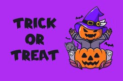 Spooky Time - Creepy Display Font Product Image 4