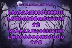 Spooky Time - Creepy Display Font Product Image 6