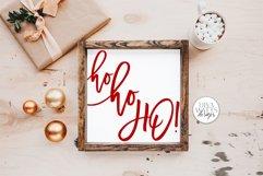 Ho Ho Ho! SVG   Christmas / Winter Design Product Image 4