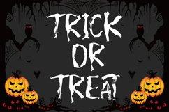 SHADOW RAMBLE - Halloween Font Product Image 5
