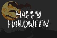 SHADOW RAMBLE - Halloween Font Product Image 2