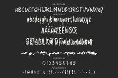 SHADOW RAMBLE - Halloween Font Product Image 3