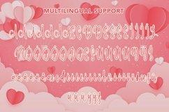 Web Font Srishti - A Beauty Handwritten Font Product Image 5