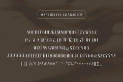 Marchellia Sans Product Image 6