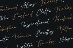 Chelliond   Chic Calligraphy Script Product Image 3