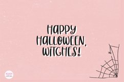 SPOOKY STORIES Cute Halloween Font Product Image 3