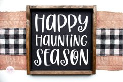 SPOOKY STORIES Cute Halloween Font Product Image 5