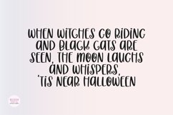 SPOOKY STORIES Cute Halloween Font Product Image 2