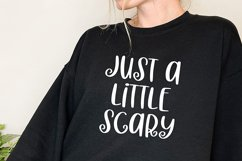 SPOOKY STORIES Cute Halloween Font Product Image 4