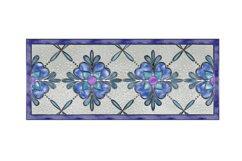 Stained Glass Mug Wrap Sublimation Product Image 2
