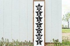 Web Font Star - A Fun Patriotic Font Product Image 3