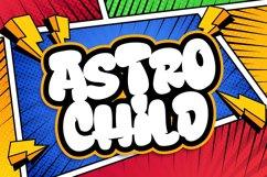 Star Blast a Playful Cartoon Font Product Image 4