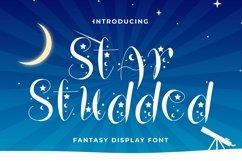 Web Font Star Studded Product Image 1