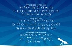 Web Font Star Studded Product Image 4