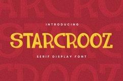 Web Font Starcrooz Product Image 2