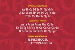Web Font Starcrooz Product Image 5