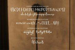 Sterlee - A Handwritten Font Product Image 6