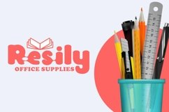 Sticky Glue - Quirky Bold Font Product Image 4