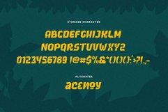 Stoneage | Display Font Product Image 5