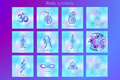 Reiki healing signs, self-healing Product Image 2