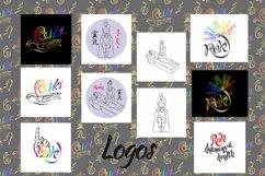 Reiki healing signs, self-healing Product Image 5