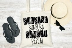 Web Font Strawberry Sorbet - A Quirky Handlettered Font Product Image 4