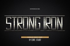 Strong Iron Product Image 1