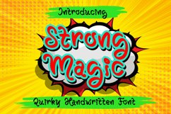 Strong Magic Product Image 1