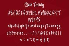Web Font Stuck Feeling - Cool Handwritten Font Product Image 5