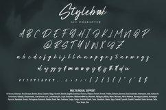 Stylebook - Modern Signature Font Product Image 4