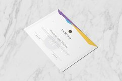 First Concept Certificate Product Image 2