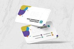 Sava Foundation Business Card Product Image 2