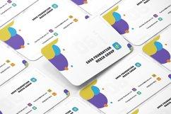 Sava Foundation Business Card Product Image 3