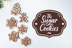 Sugar Biscuits - Handlettered Font Product Image 6