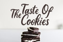 Sugar Biscuits - Handlettered Font Product Image 2