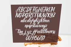 Sugar Biscuits - Handlettered Font Product Image 3