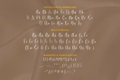 Web Font Sugarette Product Image 2