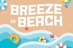 Web Font Summer Holiday Product Image 2
