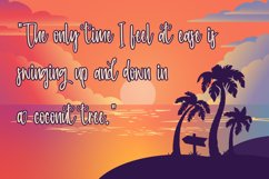 Summer Impressive - Quirky Handwritten Font Product Image 2