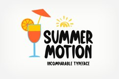 Summer Motion Product Image 1