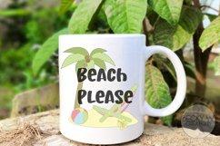 Summer Time Beach SVG Bundle Product Image 4