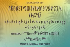 Summer Party - Summer Display Font Product Image 5