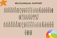 Web Font Summer Playmate - Summer Handwritten Font Product Image 3