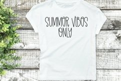 Web Font Summer Showers - A Quirky Handlettered Font Product Image 4