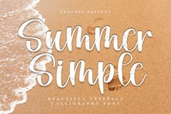Summer Simple Product Image 1