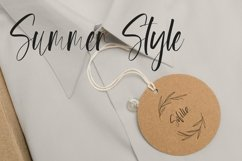 Web Font Summer Spirit - Beauty Handwritten Font Product Image 2