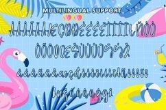 Web Font Summer Spirit - Beauty Handwritten Font Product Image 5